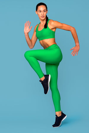 'Barre Burn' Leggings - NEW COLORS
