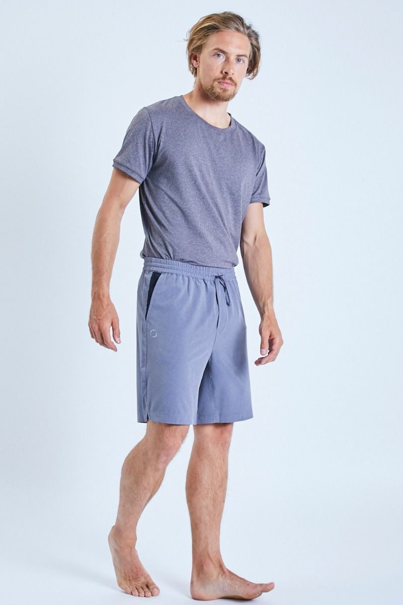 'Warrior' Shorts - Slate