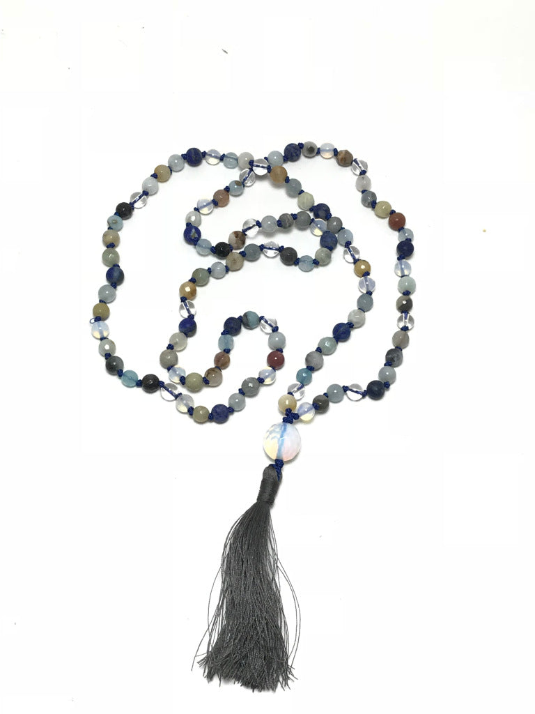 'Explore the unknown' Mala