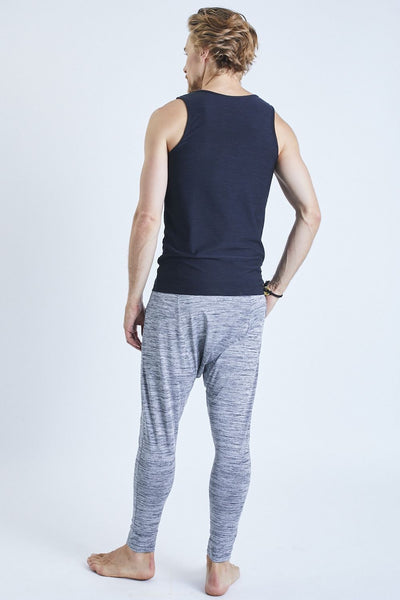 Matsyendra Yoga Pants - Grey
