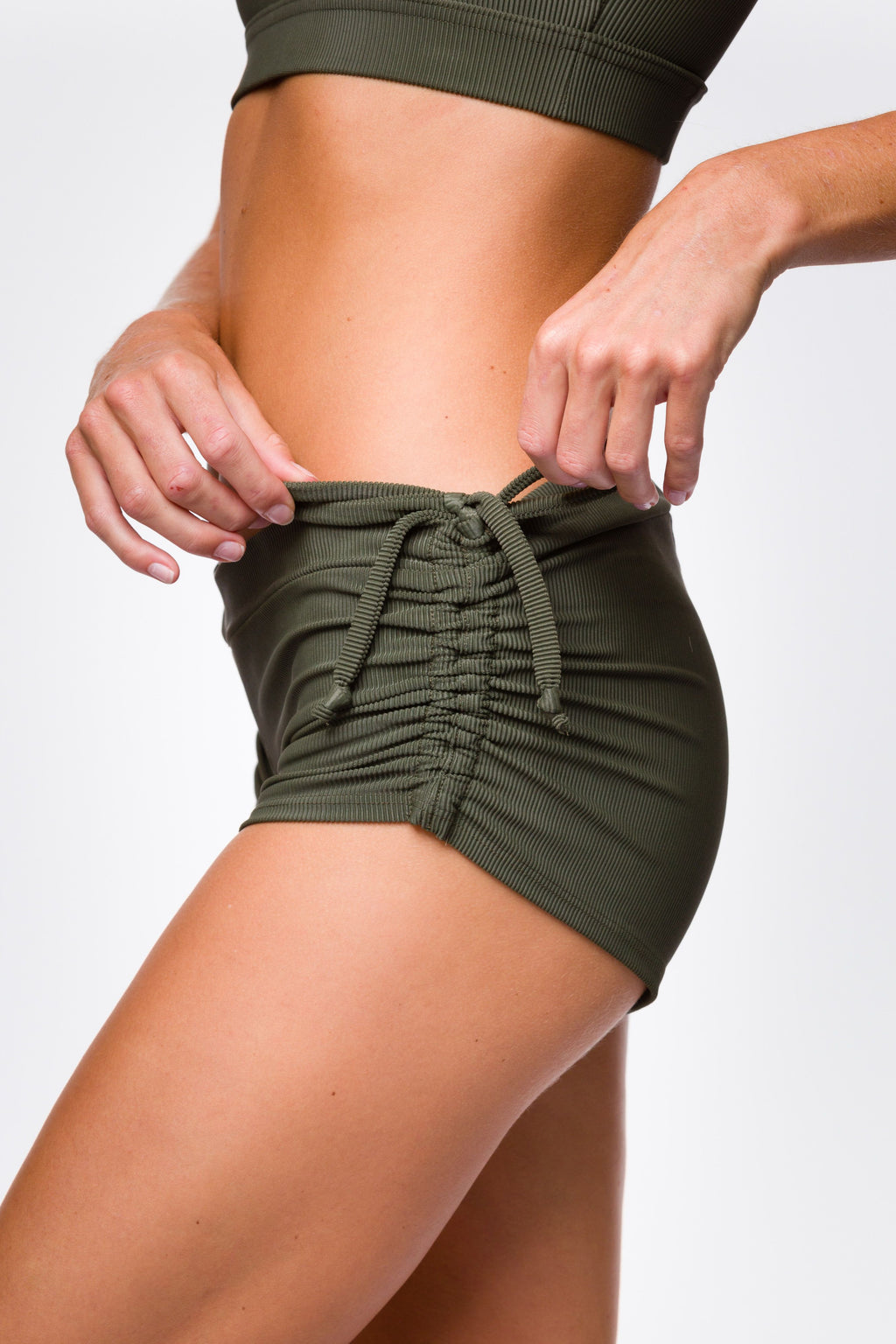 'Side String' Short - One Size