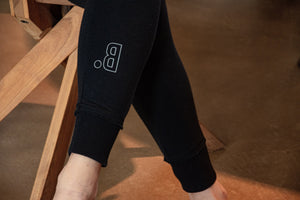 'Rémy' sweatpants - black