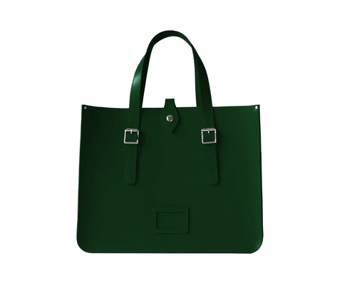 Forest Green Tote