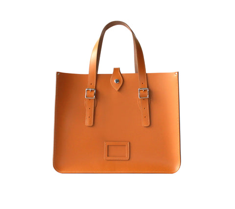 London Tan Tote
