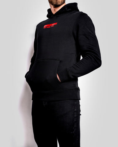 PRTCL Capsule Collection Hoodie Black