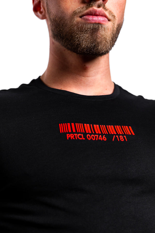 PRTCL T-shirt Capsule Collection Black