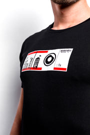 PRTCL Airport Luggage Label T-shirt