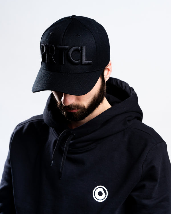 PRTCL Cap Black on Black