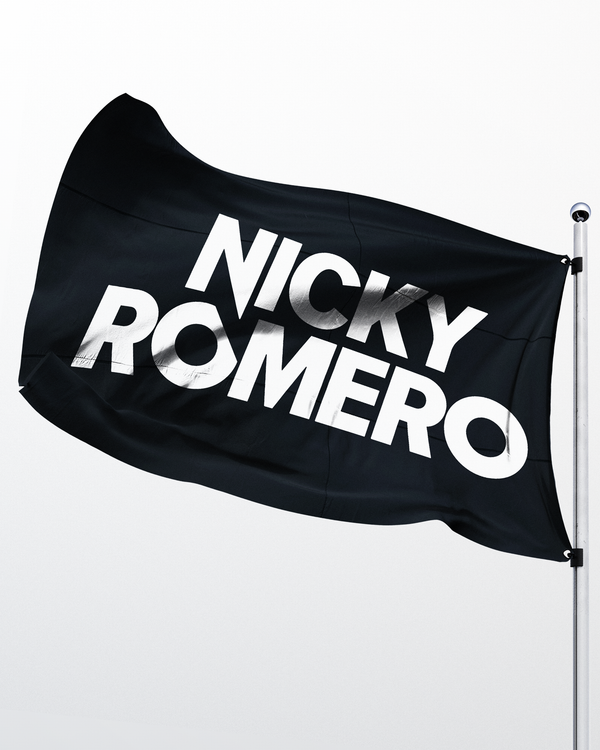 Nicky Romero Flag