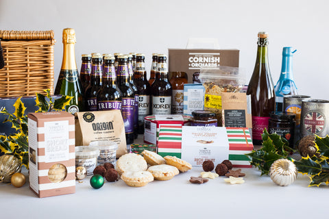 Ultimate Cornish Christmas Hamper