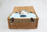 Wicker Hamper Presentation