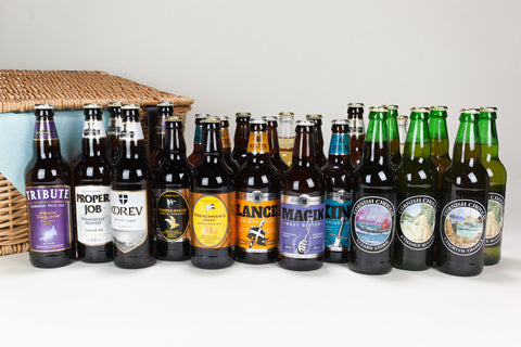 Twelve Fantastic Cornish Beers and Ales