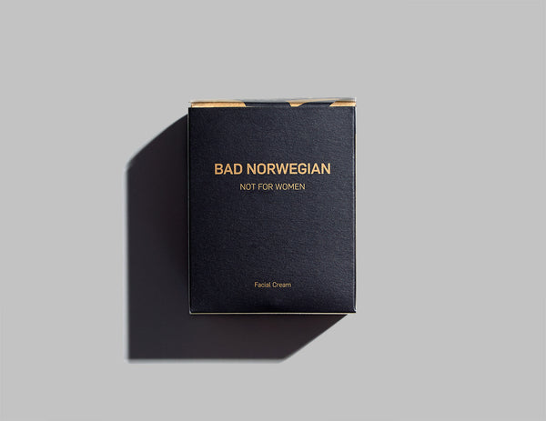 FACIAL CREAM - BAD NORWEGIAN  - 2