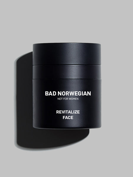 REVITALIZE FACE - BAD NORWEGIAN  - 1