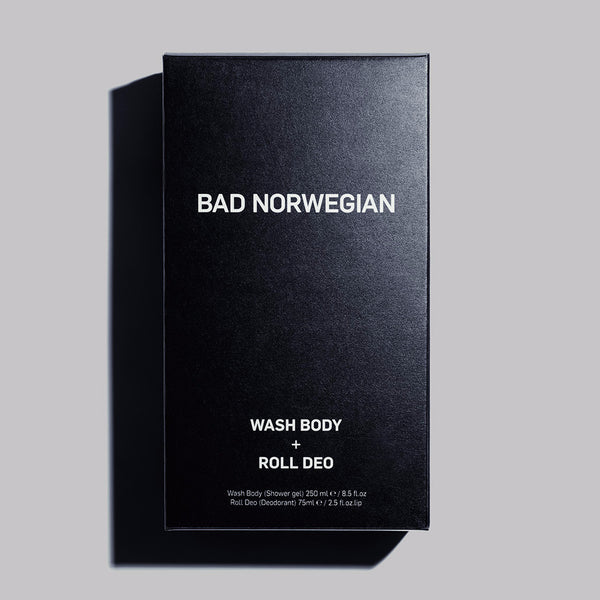 GIFT SET WASH BODY/ROLL DEO - BAD NORWEGIAN  - 1