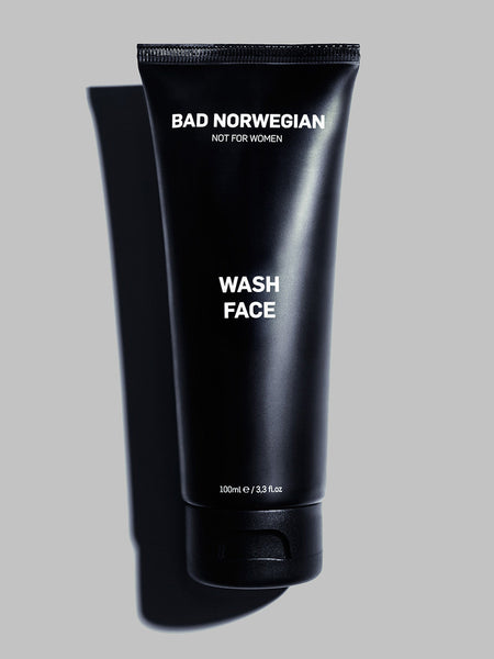 WASH FACE - BAD NORWEGIAN