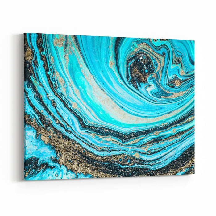 Very Beautiful Marble Art OCEAN Background Style Incorporates The ...