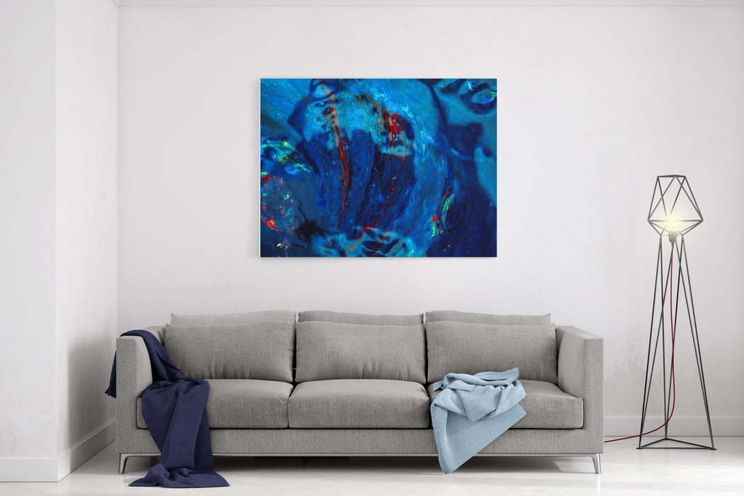 Abstract Art Background Painting Perfect For Wall Art Hanging On Wall Orwall Poster Original Hand Made Painting Visual Stunning Colors And