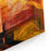 Nice Image Of A Large Scale Abstract Plastic Over Oil On Canvas Canvas Wall Art Print