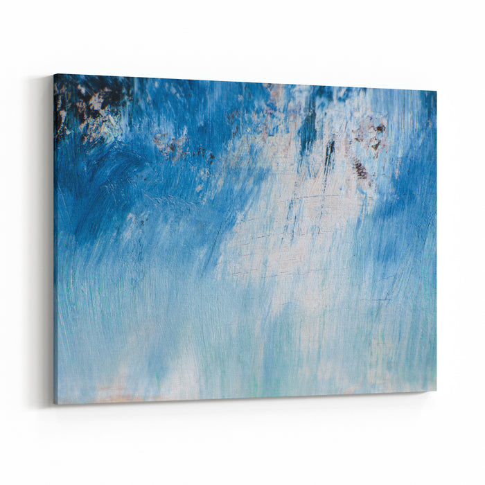 Abstract Texture Background Canvas Wall Art Print