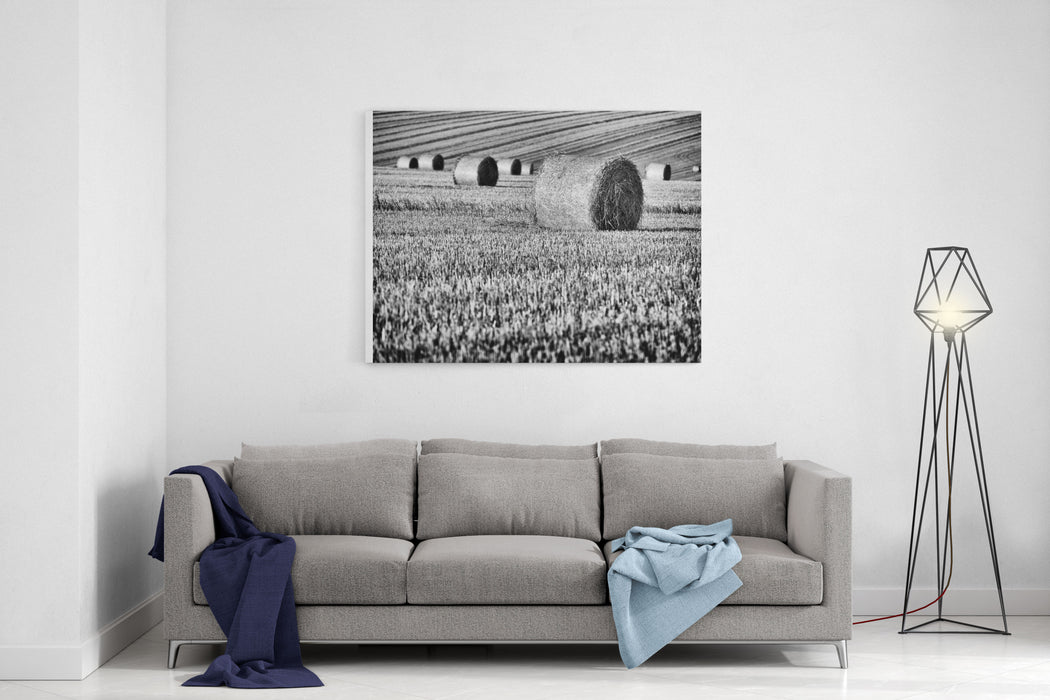 Scenic View Of The Summer Landscape, Czech Republic Canvas Wall Art ...