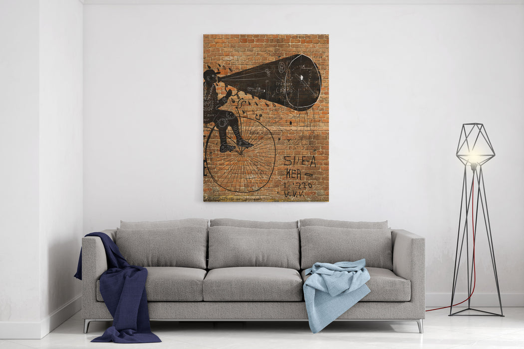 Canvas Wall Art Print