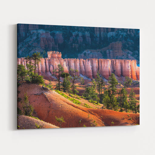 Bryce Canyon Canvas Wall Art Print