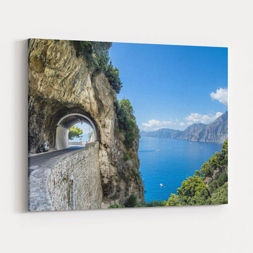 Amalfi Coast, Italy Canvas Wall Art Print