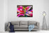 Original Pastel Painting On CardboardModern Painting Of A Big Lily Canvas Wall Art Print