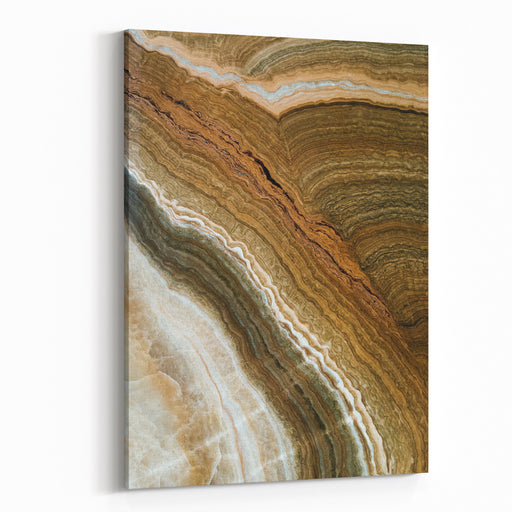 Background, Unique Texture Of Natural Stone , Onyx, Marble Canvas Wall Art Print