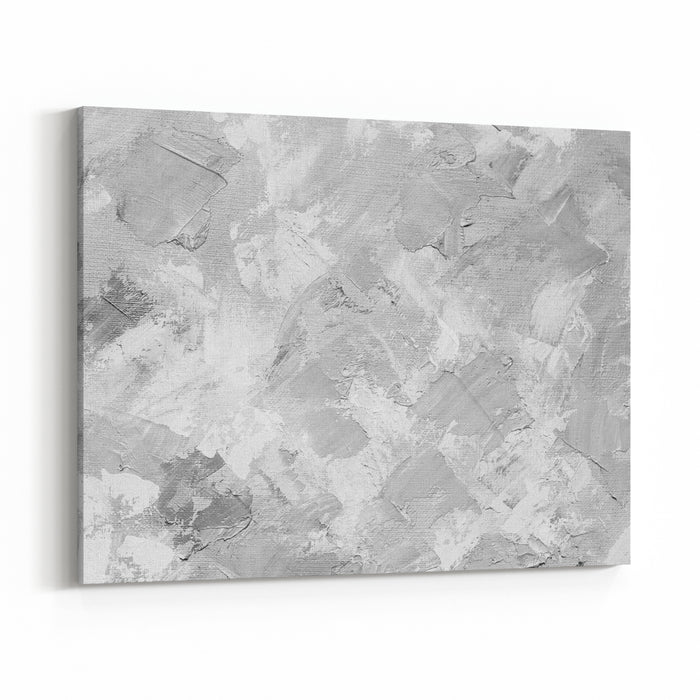 Oil Paint Texture Grunge Black And White Background Fragment Of Artworkabstract Art Background Oil Painting On Canvas Brushstrokes Of Paint Modernart