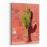 Cactus In Santa Catalina Monastery In Arequipa, Peru Canvas Wall Art Print