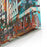 Abstract Art Of Cityscape,illustration Painting Canvas Wall Art Print