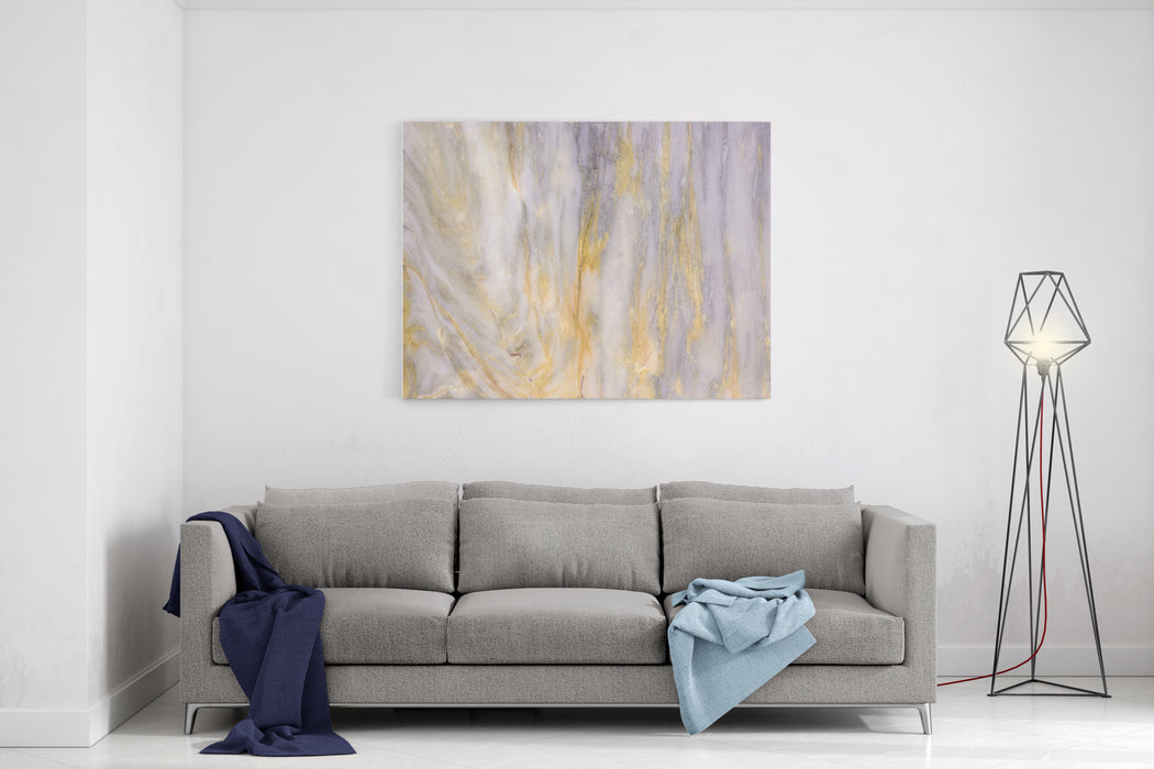 Marble Background Canvas Wall Art Print