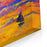 Oil Painting On Canvassunset And Sailboatmodern Impressionism Canvas Wall Art Print