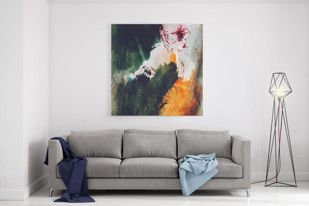 Modern Art,abstract PaintingFine Art Abstract Painting Canvas Wall Art Print
