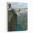 BASE Jump Off A Cliff Canvas Wall Art Print