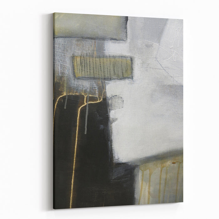 Abstract Modern Painting Background Contemporary Art Canvas Wall Art Print