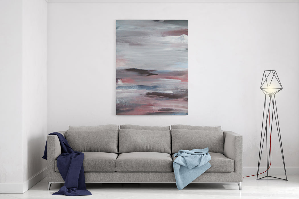 Abstract Painting Background Painting On CanvasModern Art Contemporary Art Canvas Wall Art Print