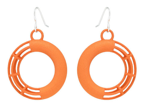 Solid to Structure Torus (S) - Orange
