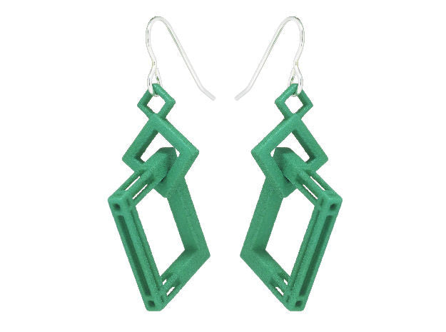 Solid to Structure Square (M) - Green