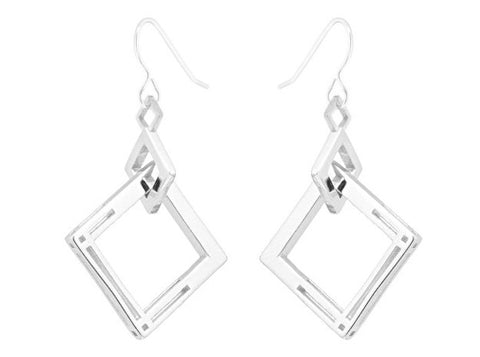 Solid to Structure Square (M) - Silver