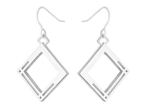Solid to Structure Square (S) - Silver