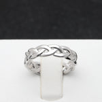 Load image into Gallery viewer, Belinda Infinity Twisted Anniversary Wedding Band Ring Ginger Lyne Collection