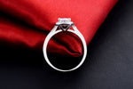 Load image into Gallery viewer, Renee Halo Engagement Ring - Ginger Lyne Collection