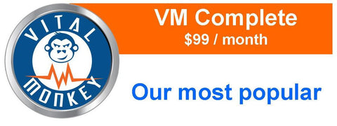 VM Complete - Our Most Popular - $99 / month per provider
