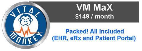 VM MaX $149 / month per provider - All included
