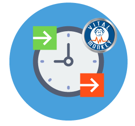 Time Clock Tracker for the entire Staff