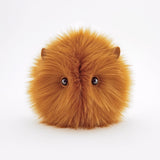 Bennie the Tan and White Guinea Pig Stuffed Animal Plush Toy