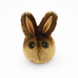 Cinnamon the Brown Bunny Stuffed Animal Plush Toy